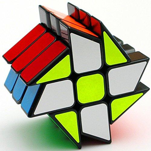 3x3x3 Magic Cube Black - 5