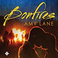 Bonfires Audiobook by Amy Lane Narrated by Nick J. Russo