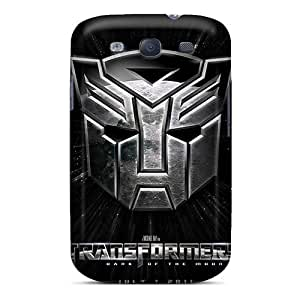 New Arrival Transformers Logo V1 For Galaxy S3 Case Cover