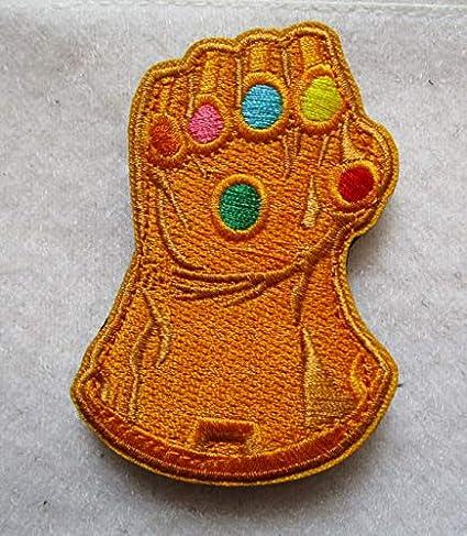 Amazon com: Marvel Comics Infinity War Thanos Gauntlet with Infinity
