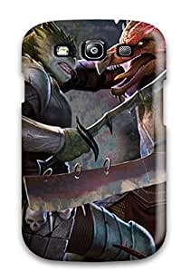 Flexible Tpu Back Case Cover For Galaxy S3 - Everquest Rise Of Kunark by supermalls