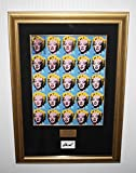 Signed ANDY WARHOL Autograph, Marilyn Monroe X 25