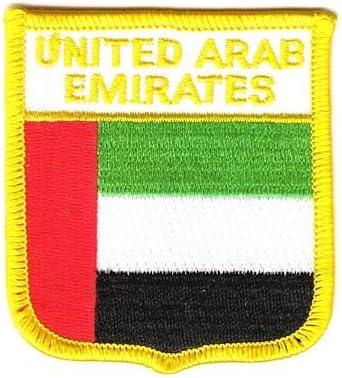 Wappen Aufn/äher Patch Vereinigte Arabische Emirate