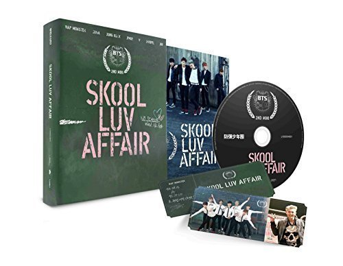 bts-skool-luv-affair-2nd-mini-album-cd-photo-booklet-photocard-extra-gift-photocard