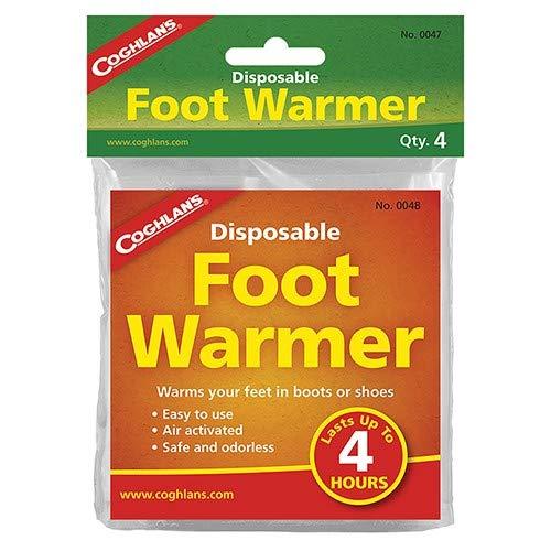 - Coghlan's 0047 Disposable Foot Warmer