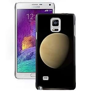 Unique Designed Cover Case For Samsung Galaxy Note 4 N910A N910T N910P N910V N910R4 With Mn Venus Space Art Minimal Nature Phone Case