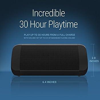 Oontz Angle 3 Plus Bluetooth Speaker Rich Bass 30 Hour 2