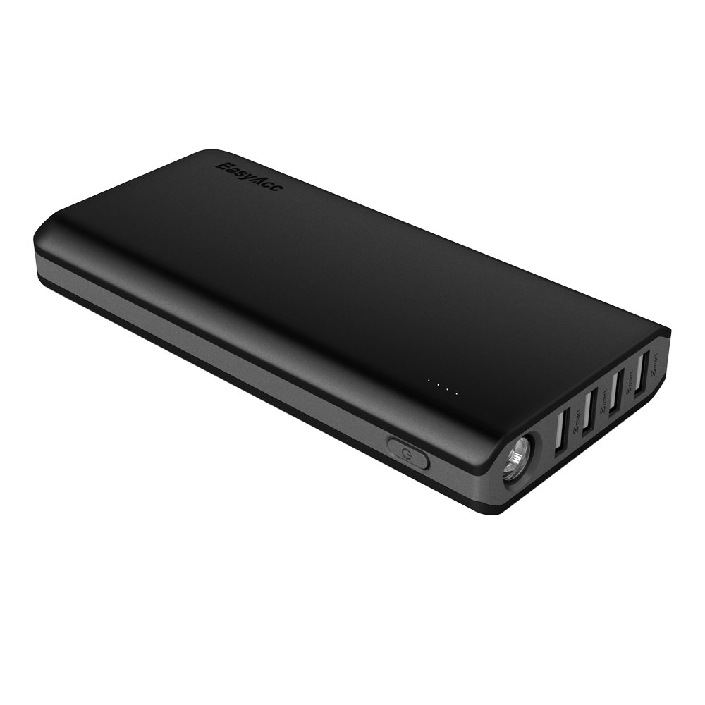 EasyAcc 20000mAh Power Bank