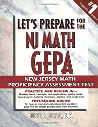 Let's Prepare for the NJ Math GEPA