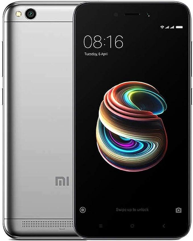 Xiaomi Redmi 5A - Smartphone Dual SIM, 16GB, Gris: Xiaomi: Amazon ...
