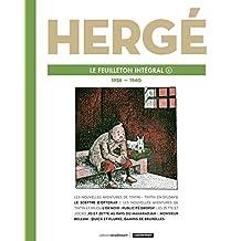 HERGÉ LE FEUILLETON INTÉGRAL T.08 : 1939-1940