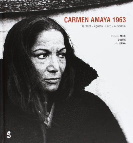 Descargar Libro Carmen Amaya. 1963 Ana María Moix