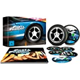 Fast & Furious 1-5 Wheel Collection [Blu-ray] [Import allemand]