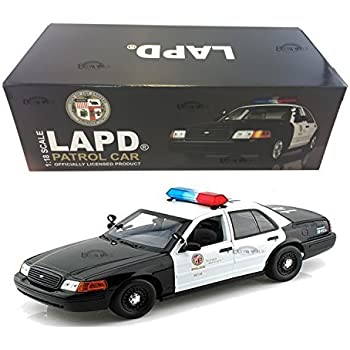 Amazon.com: Ford Crown Victoria Policia Interceptor, los ...
