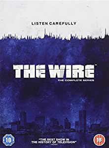 The_Wire_(TV_Series) [Reino Unido] [DVD]