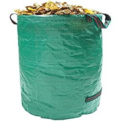 Centurion Garden Pop Up Leaf Bag - 70 Gallon Reusable Yard Waste Bags are Great for Cleaning Up Around the Yard or House