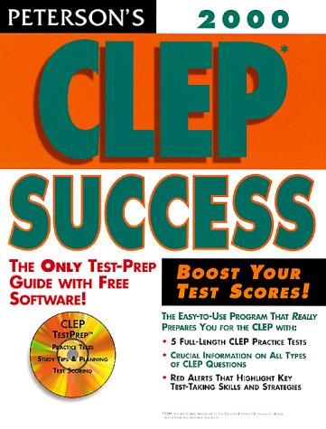Peterson's Clep Success (Peterson's Clep Success 2000)