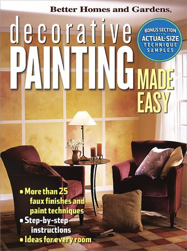Download Decorative Painting Made Easy (Better Homes & Gardens) PDF