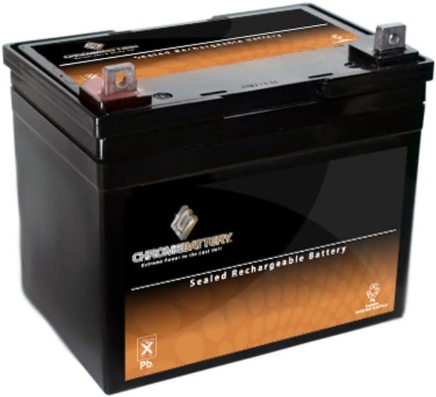 12V 35AH Sealed Lead Acid Battery for Minn Kota Endura C2- Trolling Motor 51SEPYaP0ELSL1000_