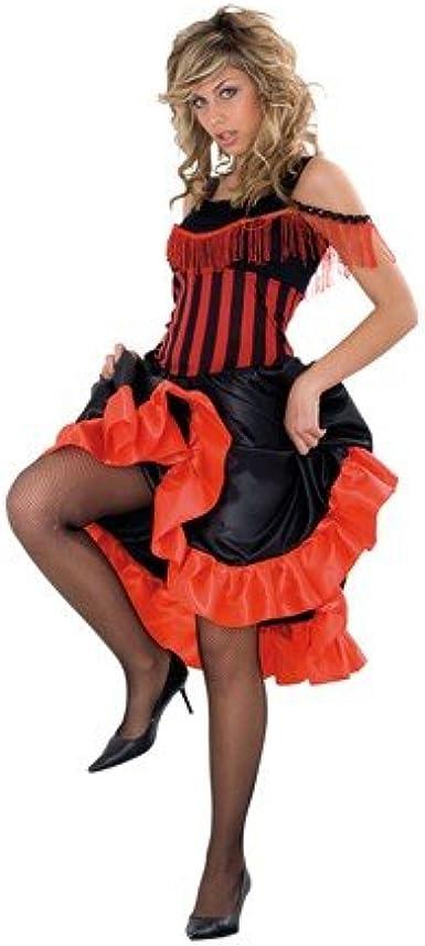 Boys Toys - Disfraz can-can mujer: Amazon.es: Ropa y accesorios