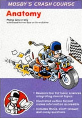 Crash Course Anatomy Crash Course Crash Course Uk 9780723429951