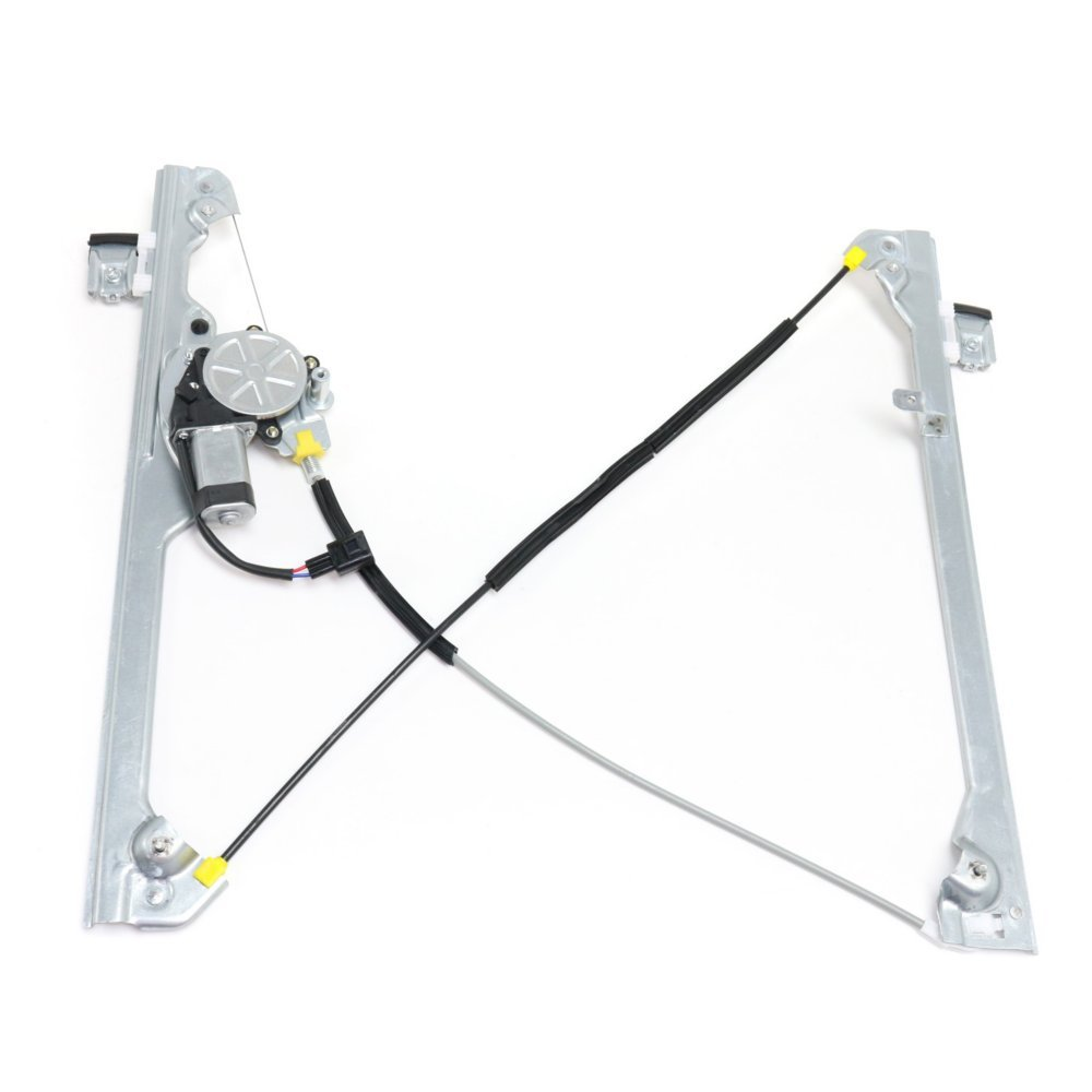 Power Window Regulator For 1999-2006 Silverado 1500 Front Passenger Side With Motor