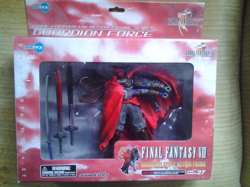 Final Fantasy VIII Guardian Force Action Figure #27 Gilgamesh