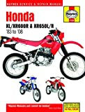 Honda XL/XR600R & XR650L/R, 1983-2008 (Haynes Repair Manual)