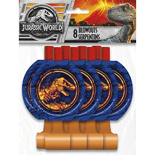 Unique Industries Jurassic World 2 Blowouts ()