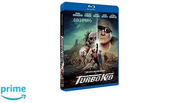 Turbo Kid [Italia] [Blu-ray]: Amazon.es: Marcello Bezina, Munro Chambers, Michael Ironside, Francois Simard, Anouk Whissell, Yoann-Karl Whissell: Cine y ...