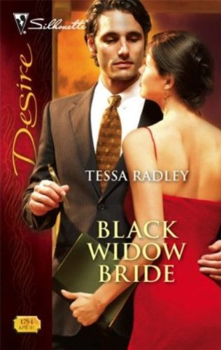 Black Widow Bride (Harlequin Desire Book -
