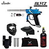 MAddog Azodin Blitz 3 HPA Paintball Gun Package – Blue