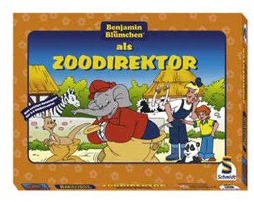Benjamin Blümchen als Zoodirektor