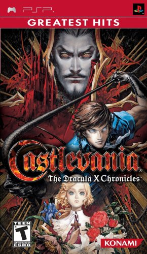 Castlevania Dracula X Chronicles Sony PSP product image