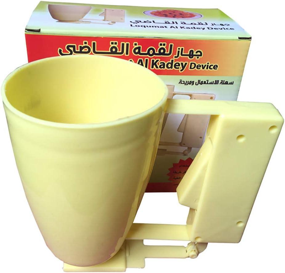 OPSLEA 1pc Cake Cream Dispenser Cake Making Helper Cup P/âte /À P/âte P/âte /À P/âte Meatball Distributeur Outils