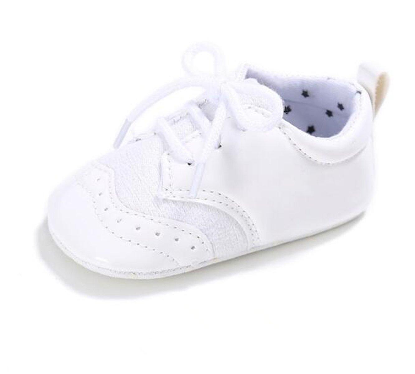 C& H Unisex Infant Baby Soft Tassels Non-Slip Prewalker Moccasins Shoes