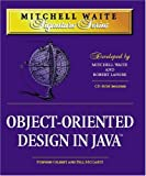 img - for MWSS: Object-Oriented Design in Java (Mitchell Waite Signature) book / textbook / text book
