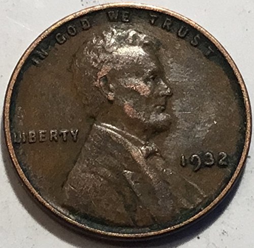 1932 Lincoln Wheat Cent Penny Choice Extremely Fine