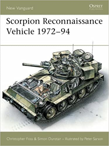Scorpion Reconnaissance Vehicle 1972-1994 ( New Vanguard