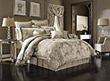 Celeste Queen 4-Piece Comforter Set by J Queen