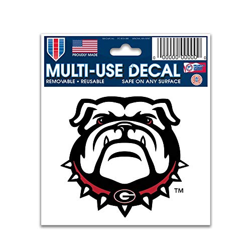 Bulldogs Ncaa University Georgia (Wincraft NCAA University of Georgia Bulldogs 3