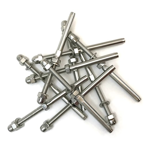 Panorama Threaded Terminal Stud for 1/8