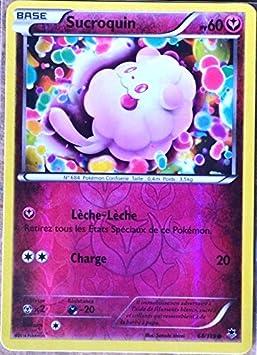 carte pokemon vigueur spectrale carte Pokémon 68/119 Sucroquin 60 PV   REVERSE XY04 Vigueur