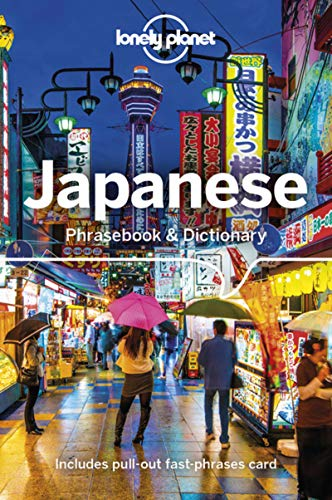 Pdf Travel Lonely Planet Japanese Phrasebook & Dictionary