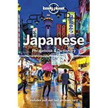Lonely Planet Japanese Phrasebook & Dictionary