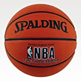 NBA Spalding Official Youth Outdoor Basketball - 27.5 Easy-grip Surface