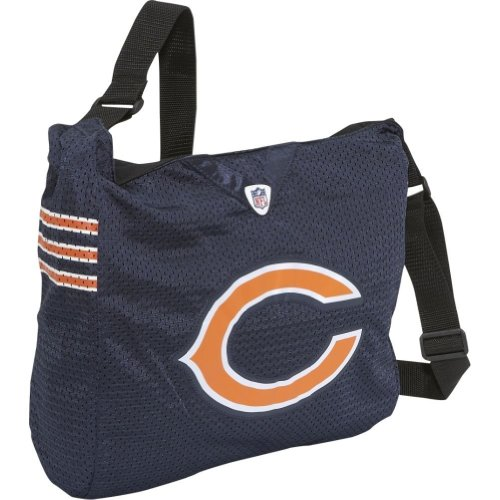 NFL Team Logo Jersey Style Purse With Adjustable Strap (15