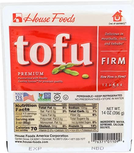 House Foods, Tofu Chinese Firm, 14 Ounce