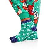 Disney Women's License Pajama Plush Fleece Sleep