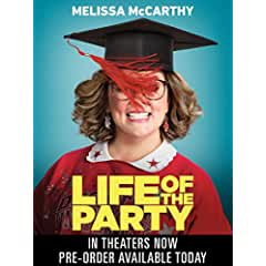 Life of the Party arrives on Digital July 24 and on Blu-ray and DVD August 7 from Warner Bros.
